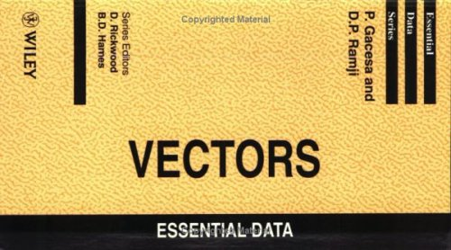 Vectors: Essential Data
