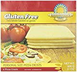 Kinnikinnick, 7 inch Pizza Crust, 4 ct, 21 oz (Frozen)