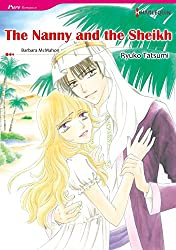 The Nanny and the Sheikh: Harlequin comics