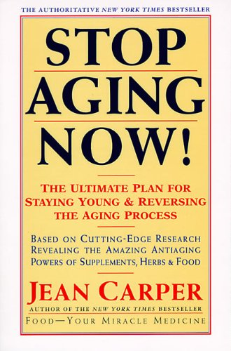 Stop Aging Now Ultimate Reversing ebook product image