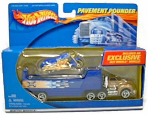 Pavement Pounder (Hot Wheels - Pavement)