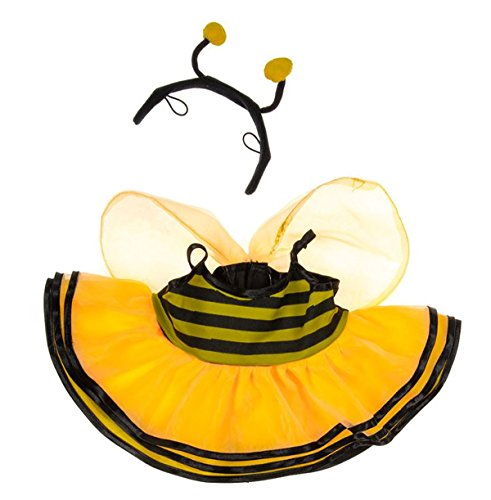 Bumble Bee Outfit Teddy Bear Clothes Fit 14