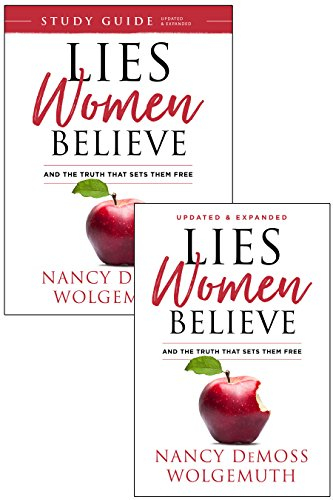 Lies Women Believe + Study Guide for Lies Women Believe - 2 book set thumbnail
