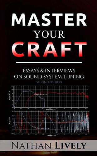 Master Your Craft: Essays & Interviews on Sound System Tuning