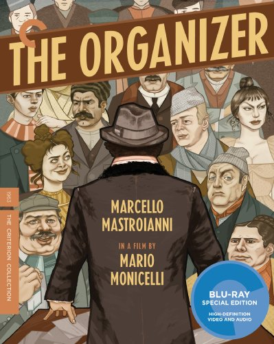 Blu-ray : The Organizer (Criterion Collection) (Black & White, , Widescreen)