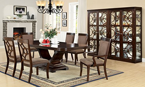 Inland Empire Furniture Molena Formal 7 Pc. Dining Table