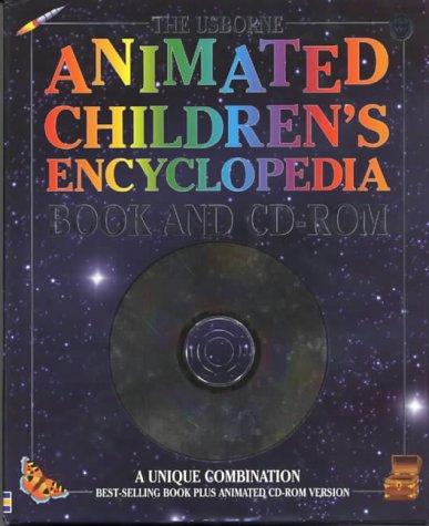 Read Online The Usborne Animated Children's Encyclopedia (Usborne Encyclopedia) pdf epub
