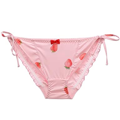 6cdecbdc4551 Amazon.com: FOREVER-YOU Cartoon Cute Panties Comfortable Cotton ...
