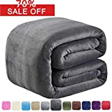 Best Fleece Blankets - SOFTCARE Soft Queen Size Summer Blanket 350GSM All Review