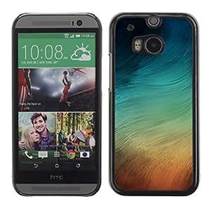 Stuss Case / Funda Carcasa protectora - REMOLINOS PASTEL - HTC One M8