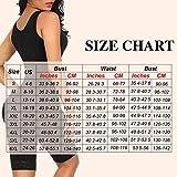 FeelinGirl Women's Plus Size Firm Control Shapewear