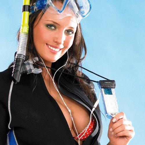Wasserdichte Schutztasche für MP3-Player & Handys bis 50 x 85 mm