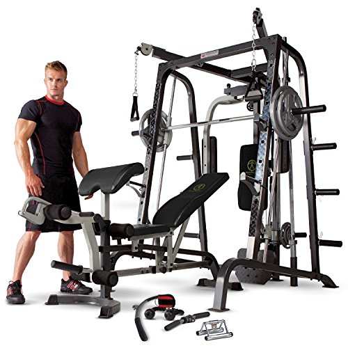 Marcy MD-9010G Home Gym Smith...