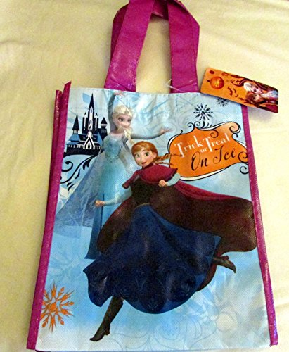 Disney Frozen Reusable Tote Bag - Elsa & Anna