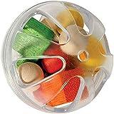 HappyBird ® | Versteckball Buffet Ball - das Tischspielzeug für Papageien