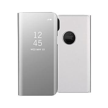 coque rabat miroir iphone x