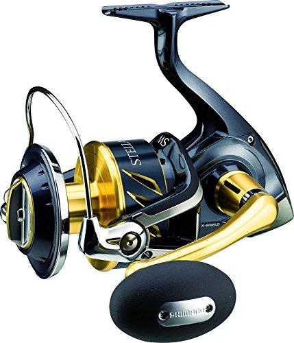 Shimano Big Game Reel - Shimano Stella 14000 SW B XG heavy duty saltwater fishing reel, STL14000SWBXG
