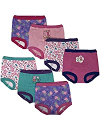 Peppa Pig Girls Potty Training Pants Panties Underwear Toddler 7-Pack Size 2T 3T 4T