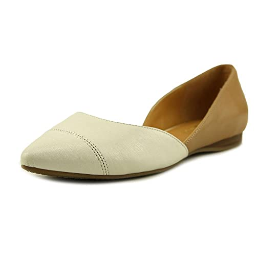 887ed0d860ff8d Amazon.com  Tommy Hilfiger Womens Naria 2 Leather Pointed Toe Ballet ...