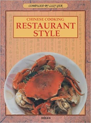 Book Chinese Cooking, Restaurant Style