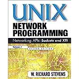 UNIX Network Programming: Networking APIs: Sockets and XTI; Volume 1