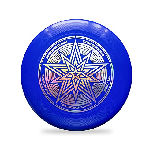 WFDF Official certification supernova-Star 145g Ultimate Disc (blue) (Nova Disc Golf)
