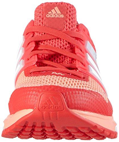 adidas Response 2W, Zapatillas de Running Mujer Rojo / Blanco / Rojo (Brisol / Ftwbla / Rojimp)