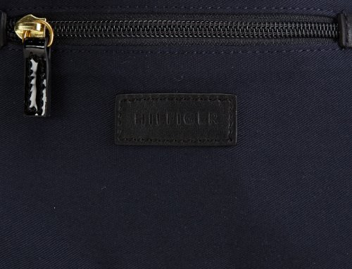 Tommy à DUFFLE main 990 sacs SMALL Hilfiger Schwarz Noir Black BLAINE pqXOpr