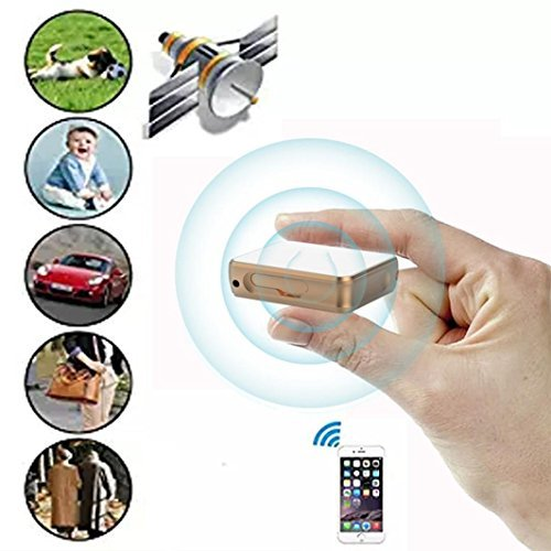 GBSELL Mini Smart K8 Professional Anti-theft Anti-lost GPS Tracker Alarm Key Finder Locator For Bicycle Children