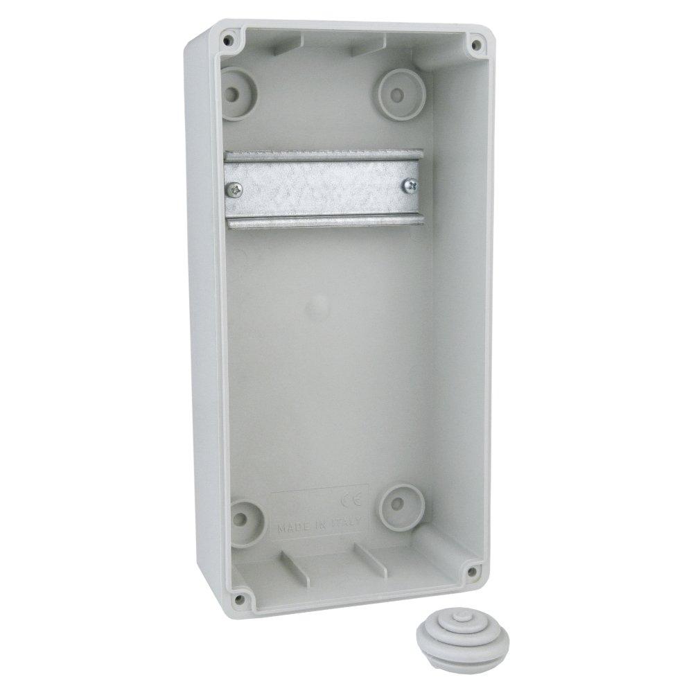 Stromverteiler IP65 5Module Verteilerkasten Feuchtraumverteiler Sicherungskasten Aufputz 6.8200 M-L 1135