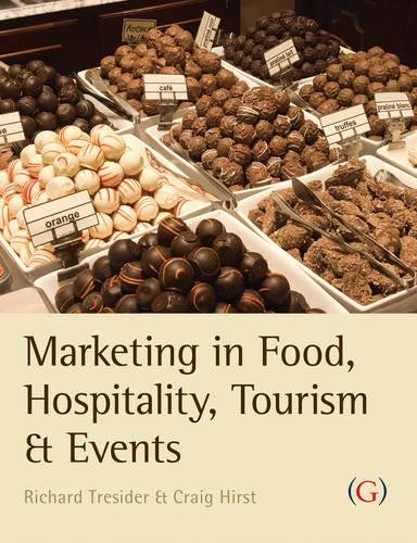 Marketing in Food, Hospitality, Tourism and Events