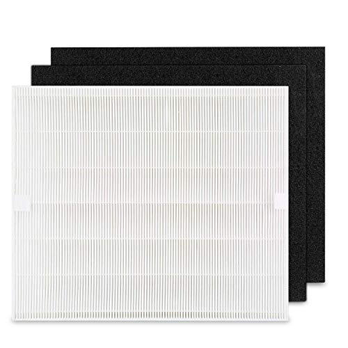 Coway 3304899 Compatible Filter Pack AP1512HH - HEPA Filters Plus 2 Carbon Pre-Filters
