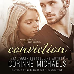 Conviction Audiobook