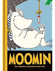 Moomin, Book Eight: The Complete Lars Jansson Comic Strip