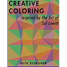 Creative Coloring Inspired by the Art of Sol LeWitt