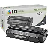LD © Remanufactured Black Laser Toner Cartridge for Canon 7833A001AA (S35) for use in the ICD-340, ImageClass D320, D340, D383 Printers