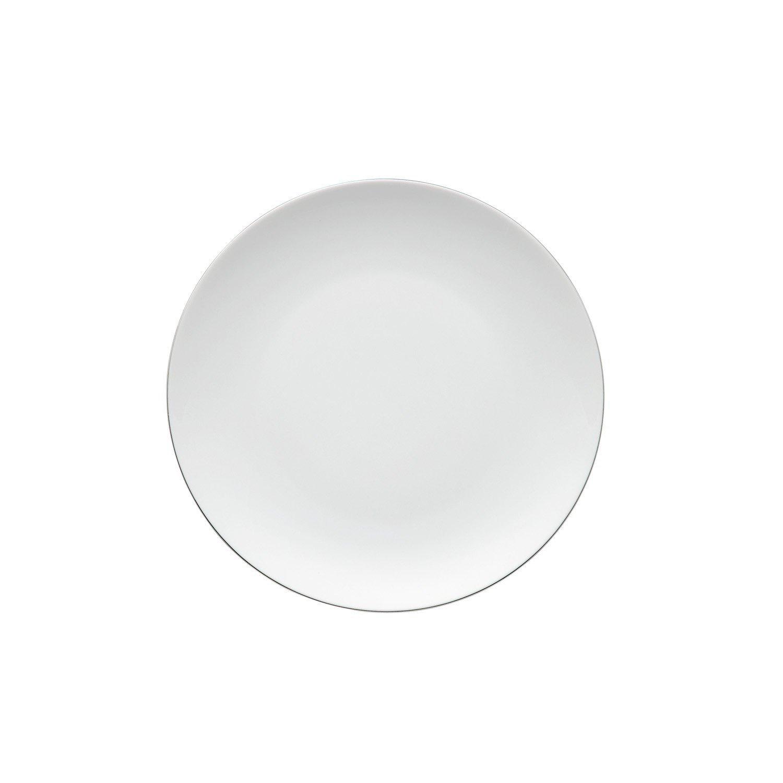 Thomas Medaillon Platinband Dessert Plate 21cm