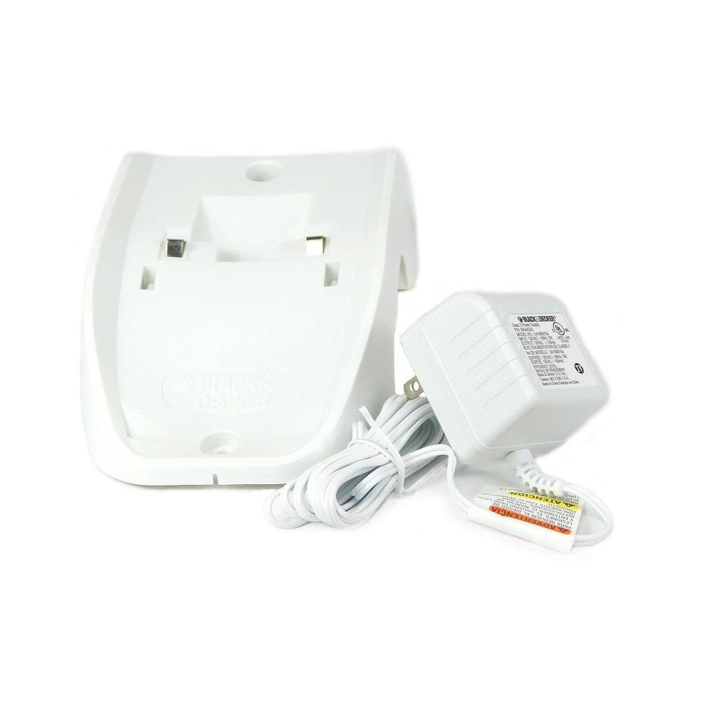 Black & Decker OEM Replacement Charger For CHV1218 Vacuum # 90544223