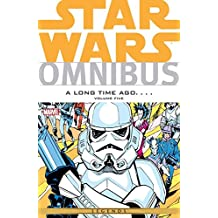 Star Wars Omnibus: A Long Time Ago... Vol. 5 (Star Wars: The Rebellion)