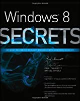 Windows 8 Secrets, 4th Edition Front Cover