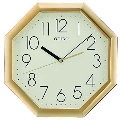 Seiko Octagon Wall Clock - ()