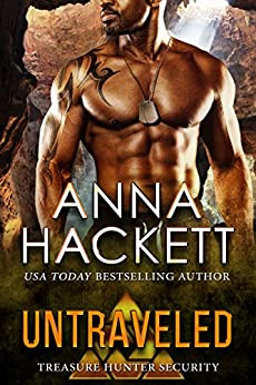 Untraveled (Treasure Hunter Security Book 5) by [Hackett, Anna]