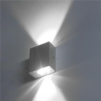 Vingo Led 2w Modern Wandlampe Flur Wohnzimmer Wandleuchte Innen