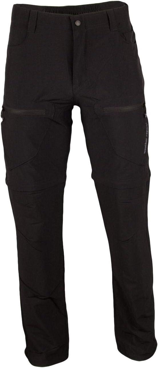 WEATHER REPORT ROLANDO Herren Sporthose mit abzippbaren Hosenbeinen Radsport MTB