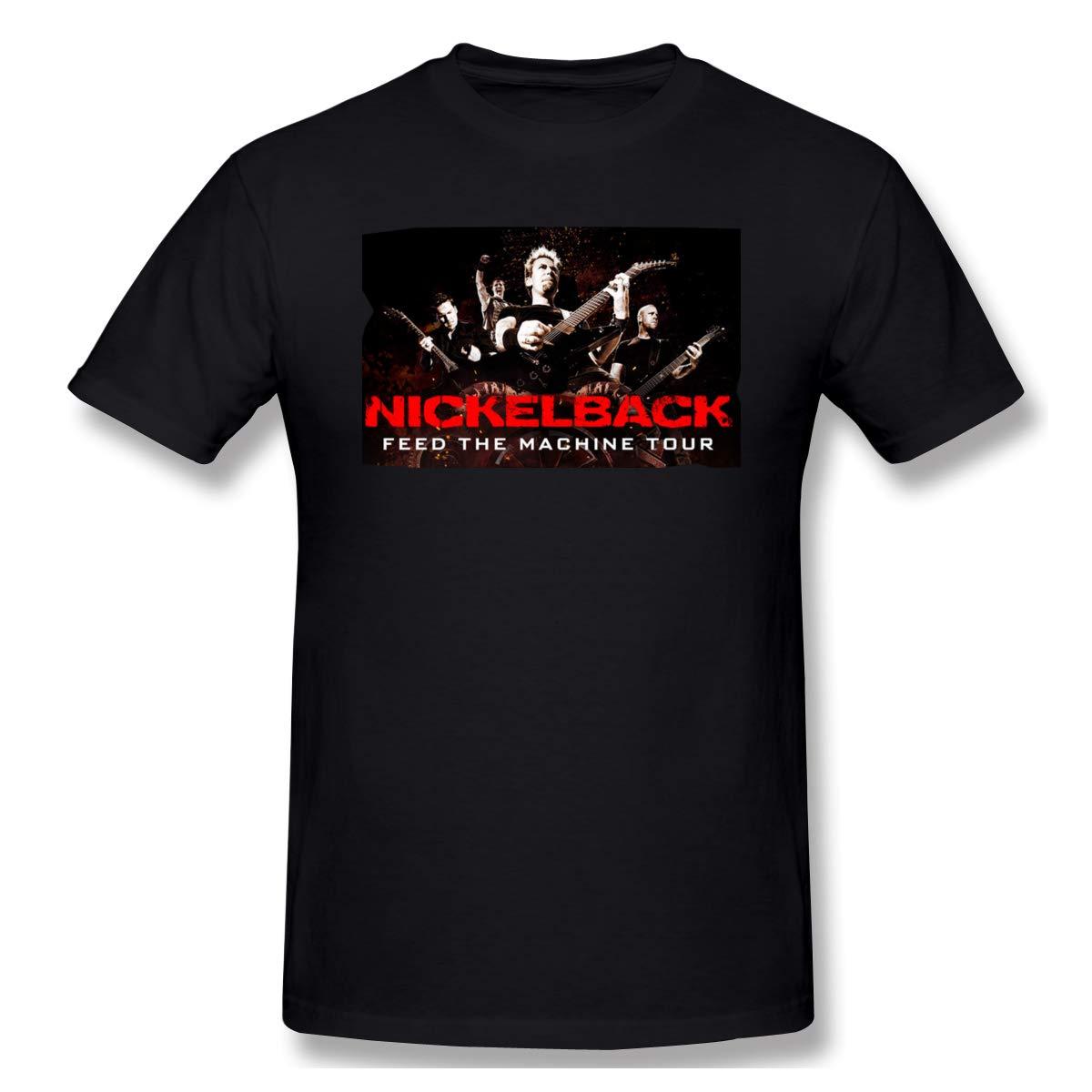 Alwaysuv Logo Of Nickelback Fashion Ts Shirts