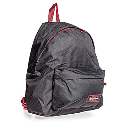 c839c327bb Eastpak Padded Pakr Blackout Spicy Backpack (Black): Amazon.co.uk: Shoes &  Bags