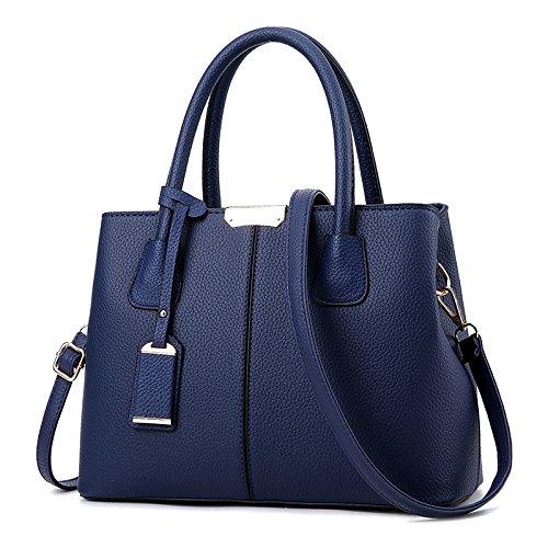 Sacs Mode De Main De à Mode Main De Femmes Sacs Sapphireblue à Qualité Haute Pour HvrHTSx