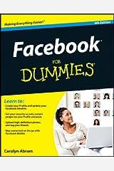 Facebook For Dummies Paperback