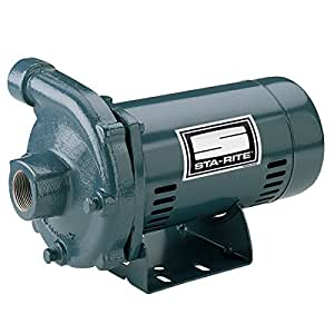 Pentair sta rite jbmmg 59s single phase cast for Sta rite pool motor