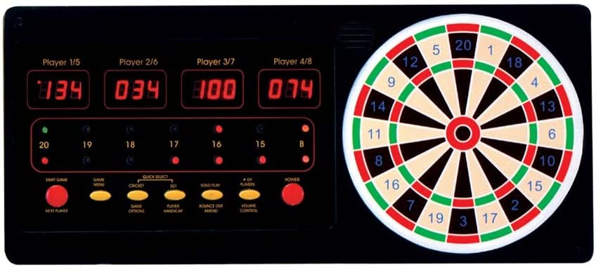 Best Electronic Dart Scoreboard Reviews In 2020